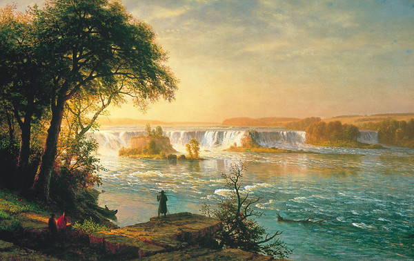 Falls of St Anthony